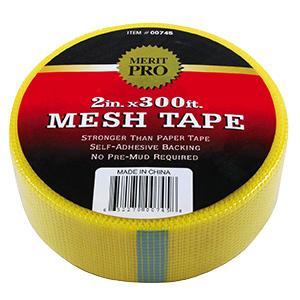Merit Pro Fiberglass Mesh Drywall Joint Tape