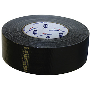 IPG Cloth Black Duct Tape