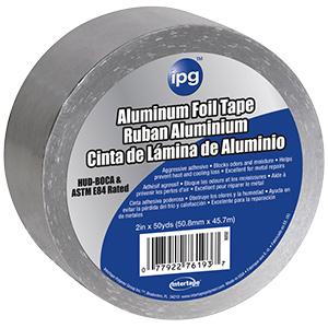 """Foil Tape, 2"""" x 50 Yard Roll"""