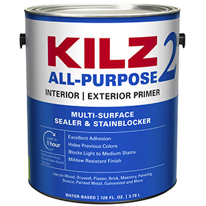 Kilz 2 Latex Primer Sealer