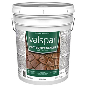 Valspar Clear Wet Look Waterproofer