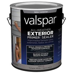 Valspar Exterior Multi-Purpose Latex Primer Gallon