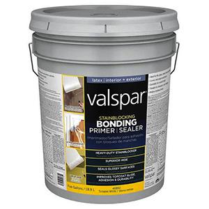 Valspar Bonding Latex Primer 5-Gallon