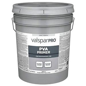 Valspar Interior PVA Latex Primer 5-Gallon