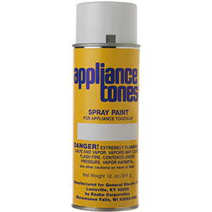 Appliance Spray Paint White 12 oz Aerosol