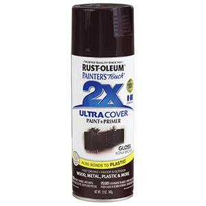 Painter's Touch Ultra 2X Gloss Spray Paint Gloss Kona Brown