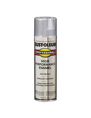 Rustoleum Pro Aluminum Spray Paint 15 oz