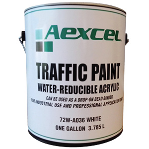 Aexcel Traffic Marking Paint White