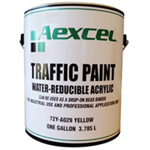 Aexcel Traffic Marking Paint Yellow