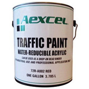 Aexcel Traffic Marking Paint Red
