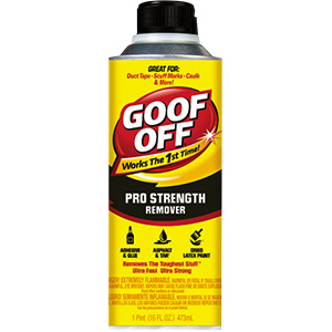 Goof Off Professional Strength Liquid