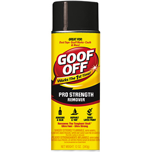 Goof Off Professional Strength Aerosol