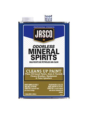 Odorless Mineral Spirits Paint Thinner, Gallon