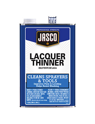 Lacquer Paint Thinner, Gallon
