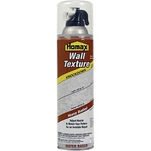 Homax Knockdown Water-Based Wall Texture