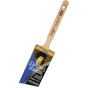 """Da'Vinci Polyester/Nylon Blend Angle Sash Brush 2.5"""""""