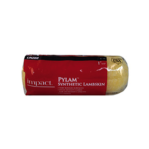 Impact Pylam Synthetic Lambskin Roller Cover