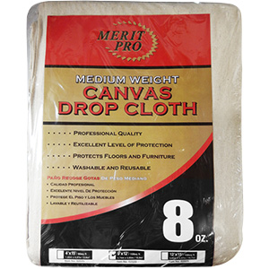 Merit Pro Canvas Drop Cloth
