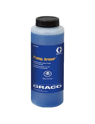 Graco Paint Sprayer Pump Armor and Protectant 1 Qt