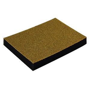 "Dynamic Flexible Sanding Pad 3"" x 4"" x 1/2"""