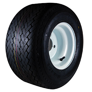 Golf Cart Tire with Rim