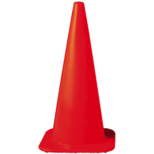 "Traffic Safety Cone 28"" High"
