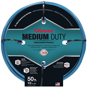 "Garden Hose Basic-Duty 1/2"" x 50 Ft"