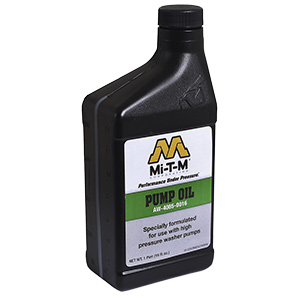 MI-T-M Corp HD30 Detergent Pump Oil Pint