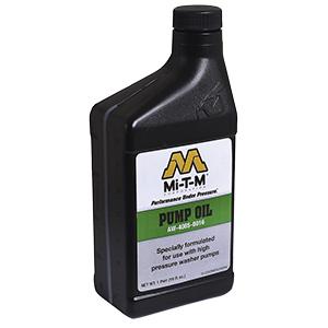 MI-T-M Corp HD30 Detergent Pump Oil Pint