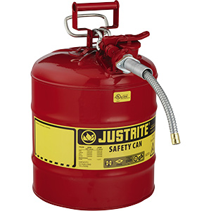 Steel Type-II Safety Can 5-Gallon