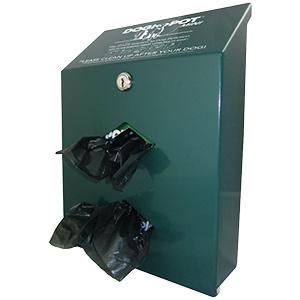 DOGIPOT Mini Junior Bag Dispenser Aluminum