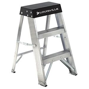 Aluminum Step Stool 2ft