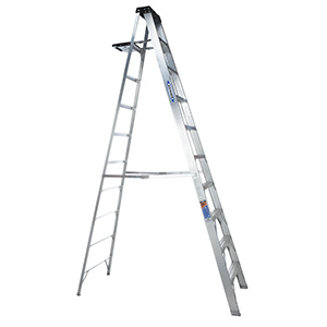 Aluminum Step Ladder 10 ft