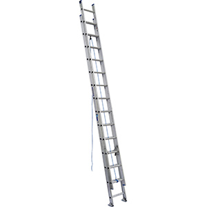 Aluminum Extension Ladder 28 Ft