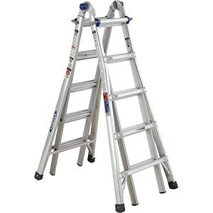 Aluminum Multi-Purpose Ladder 22 Ft