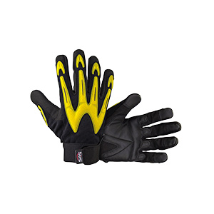 MX Impact Resistant Padded Palm Glove, X-Large, Pair, 6721-04