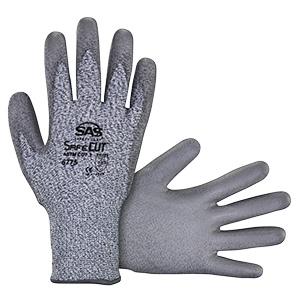 SafeCut Cut Resistant HPPE Knit Glove, Medium, Pair, 6775-02