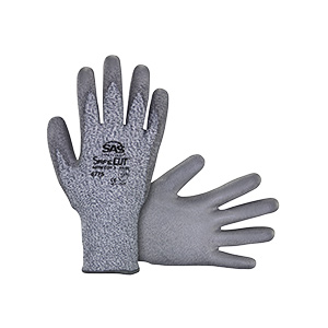 SafeCut Cut Resistant HPPE Knit Glove, Medium, X-Large, 6775-04