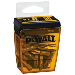 """DeWalt #2 Phillips 1"""" Bit Tips"""