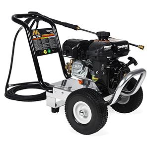 MI-T-M Gas Pressure Washer 3,000 PSI 2.3 GPM