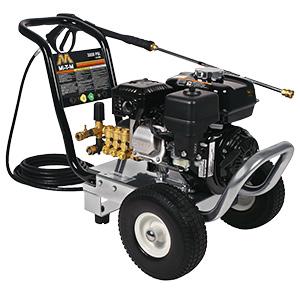 MI-T-M Gas Pressure Washer 3,200 PSI 2.4 GPM