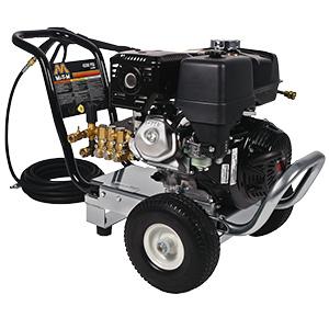 MI-T-M Gas Pressure Washer 4,200 PSI 3.4 GPM