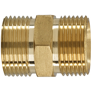 MI-T-M Corp Hose-To-Hose Connector