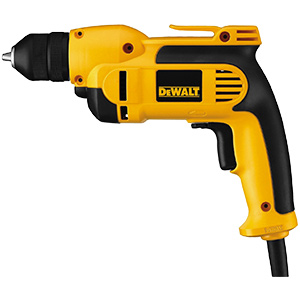 "DeWalt 8A Corded 3/8"" Variable Speed Drill"