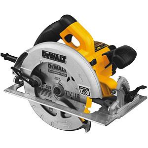 """DeWalt 15A Corded 7-1/4"""" Circular Saw"""