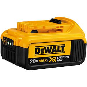 DeWalt 20V MAX Lithium-Ion XR Battery Pack