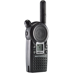 Motorola CLS UHF Radio CLS1410 1 Watt 4 Channel