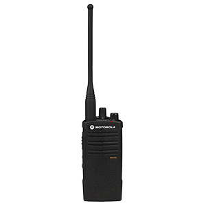 Motorola RDU Series UHF Radio 4-Watt, 10 Channel