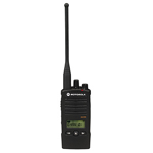 Motorola RDU Series UHF Radio 4-Watt, 16 Channel