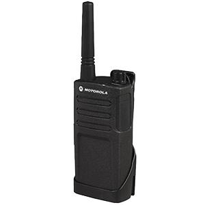 Motorola UHF Radio, 2-Watt, 4-Channel